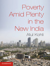 Poverty Amid Plenty in the New India (eBook)